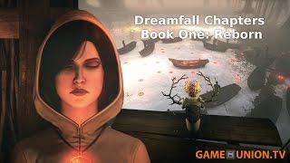 Прохождение Dreamfall Chapters Book One: Reborn - April Ryan Funeral ( похороны Эйприл Райан )