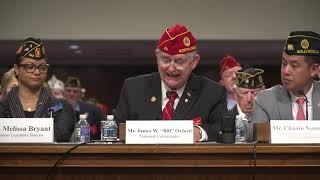 2020 American Legion National Commander testimony