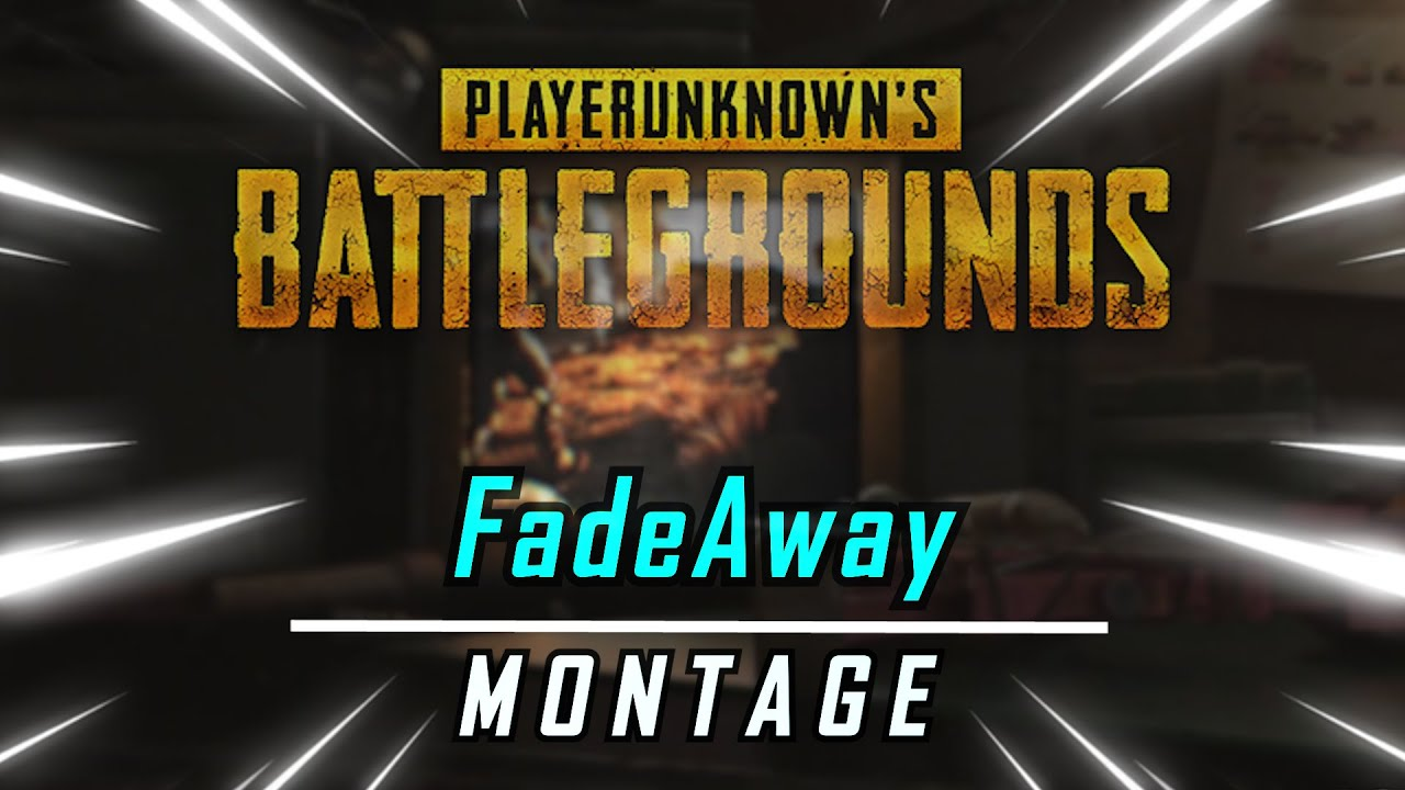 Zenith Drakes Esports FadeAway|PUBG Montage [FPP] Editor FadeAway
