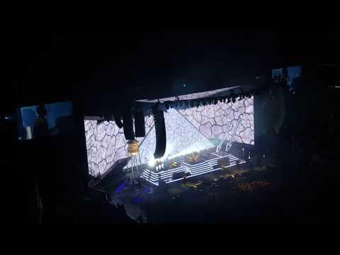 The Killers In Salt Lake City - Intro - Wonderful Wonderful - The Man