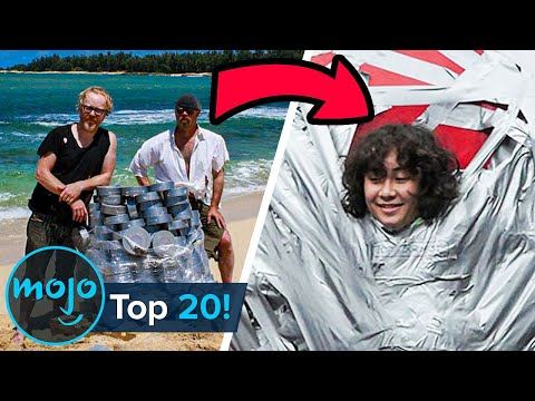 Top 20 Myths Confirmed By The MythBusters