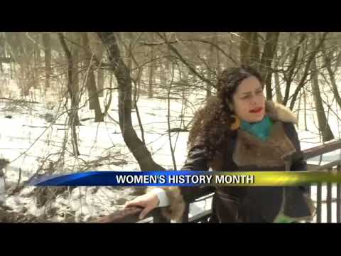 Nilka Martel March 2015 GIVE Womens History Month