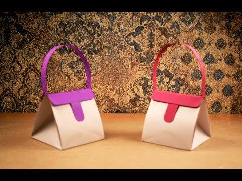 DIY Bag | Paper Bag | DIY Activities