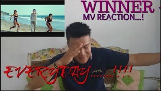 Download lagu WINNER -EVERYDAY [MV REACTION] GOKKKSSSSS...!