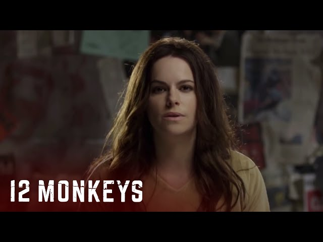 12 Monkeys: Cole's Moral Sacrifice | SYFY