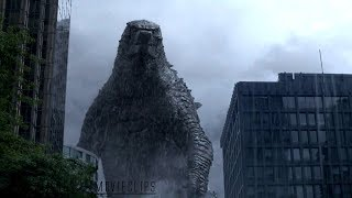 Godzilla |2014| Fight/Battle Scenes [Edited]