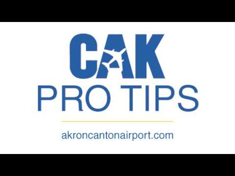 CAK Short Term Covered Parking ProTips