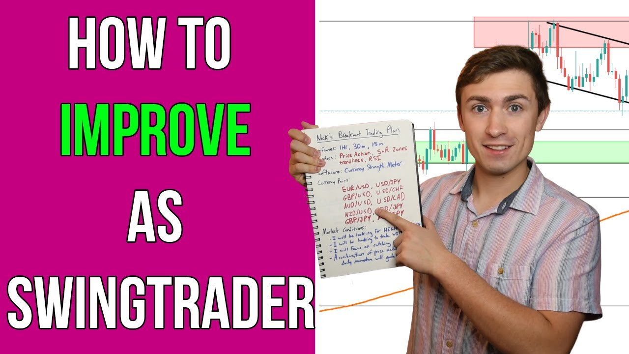 Easy Tips to Improve as a Forex Swing Trader! - YouTube