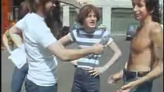 AC/DC Interview London 1976