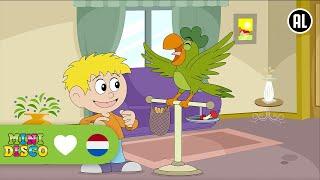 Kijk Papagaaitje filmpje