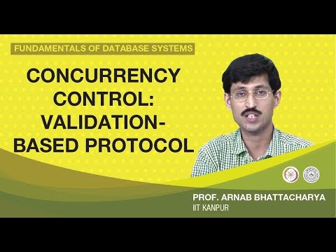 Concurrency Control: Validation-based Protocol