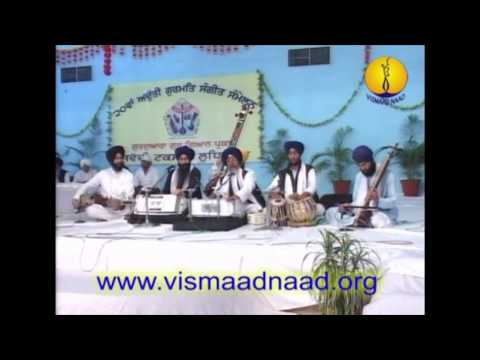 Raag Ramkali : Bhai Narinder Singh Banaras  - Adutti Gurmat Sangeet Samellan 2011