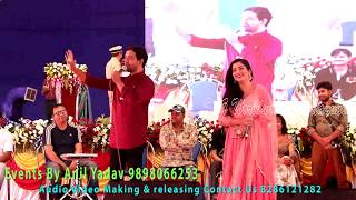 पहली बार निरहुआ ने अमरपाली को सुनाया अपने पिता जी का गाया हुआ गीत-Amarpali Dubey & Dinesh Lal Yadav
