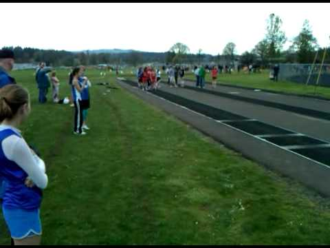 long jump drills for middle school track meet