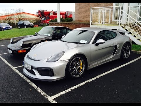 Cars & Coffee Dublin [New Location] Bray Dec 2015 - Stavros969