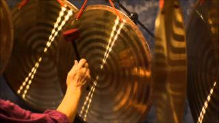 Celestial Gongs Meditation #1 with Five gongs 20 24 28 inch