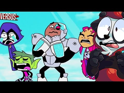Teen Titans Go Dirty Little Secret? | Versus | The Alpha Jay Show [16]