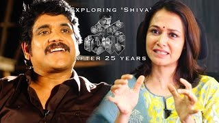 vuclip Exploring Shiva Movie After 25 Years || Celebrating 25 Years