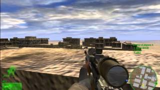 Delta Force Black Hawk Down- Online Gameplay