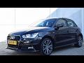 Audi A1 Sportback 1.0 TFSi 95 pk Adrenalin / S Line exterieurpakket