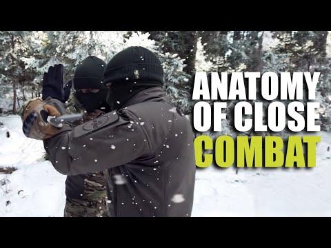 UF PRO® presents│The anatomy of close combat.