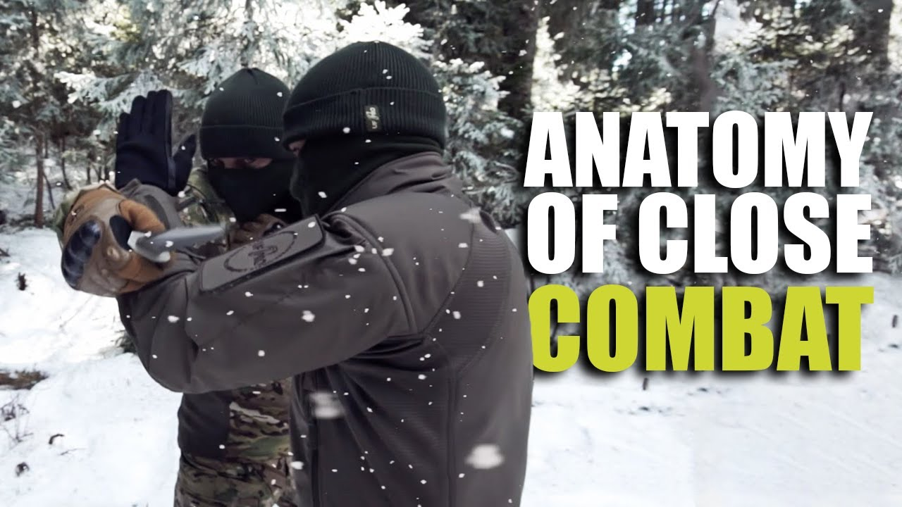 UF PRO® presents│The anatomy of close combat.