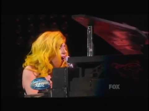 Lady Gaga - You & I - Clip From Monster Ball Tour - American Idol 2011 Top 4 Results Show - 05/12/11