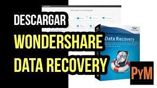 Descargar Wondershare Data Recovery 6.6.0.21 Portable 2018