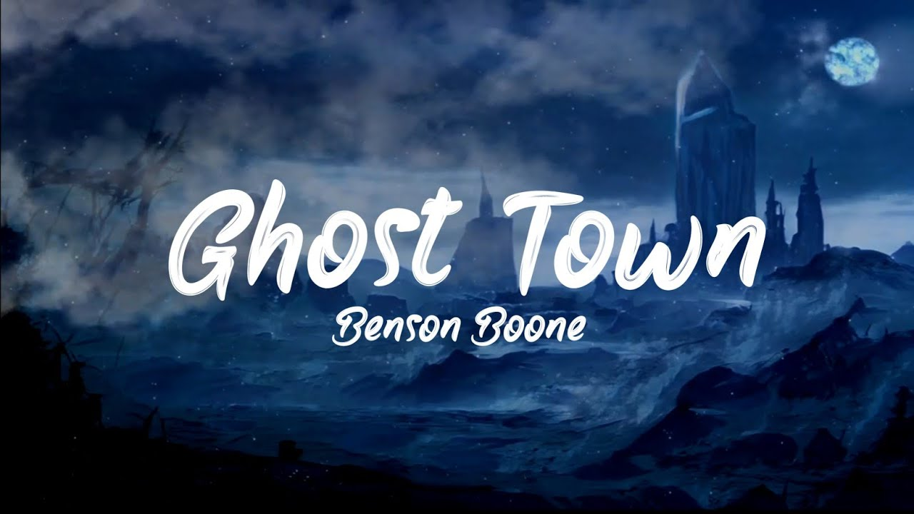 Benson Boone - Ghost Town (Lyrics Terjemahan)| Maybe you'd be happier with someone else