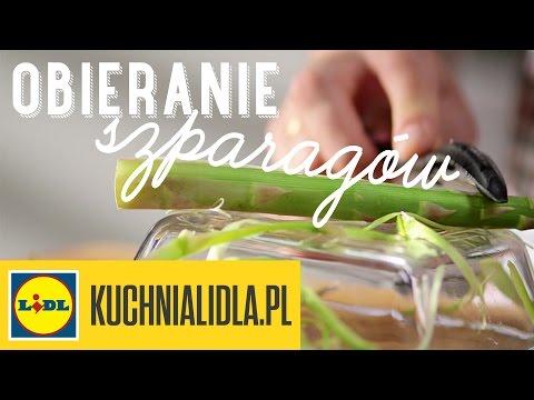 Jak Obierać Szparagi Zielone I Białe Karol Okrasa Pokaże Ci Jak Triki Kuchnia Lidla