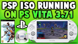 HOW TO Play PSP ISO's On PS VITA 3.71! NO CFW/ANY FIRMWARE!
