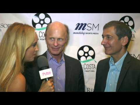 Interview With Ed Harris & Mike Tollin La Costa Film Festival
