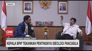 Kepala Bpip Tekankan Pentingnya Ideologi Pancasila #layardemokrasi