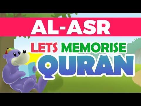 Memorise Quran with ZAKY - Al-Asr