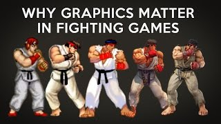 Analysis: Why Graphics Matter in Fighting Games