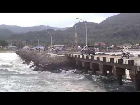 Pelabuhan Laut Morowali Bungku Sulawesi Tengah 2013