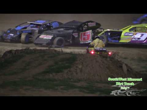 Lebanon Midway Speedway July 7, 2017 Midwest Mods Feature Race