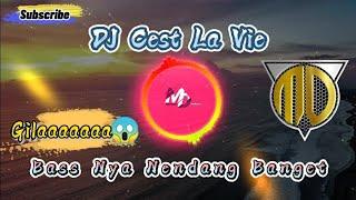 DJ Tiktok Virall Cest La Vie || Versi Remix Thailand Bass Glerrr Tendangan Bantengan