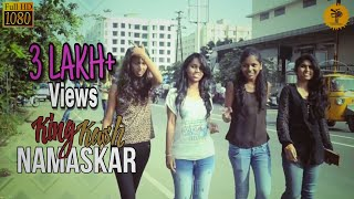 Namaskar - King Kash (Hindi rap) Official Music vi