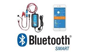 Обзор зарядного устройства Blue Smart IP65 для Li-ion / AGM / GEL аккумуляторов