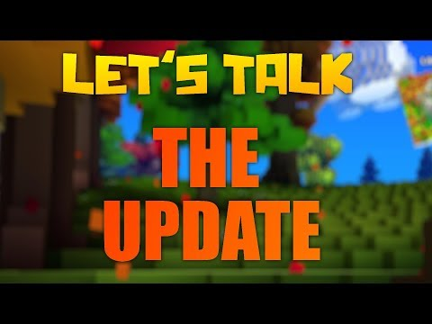 Let's Talk | The Cube World Update