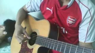Tình Mẹ Guitar cover