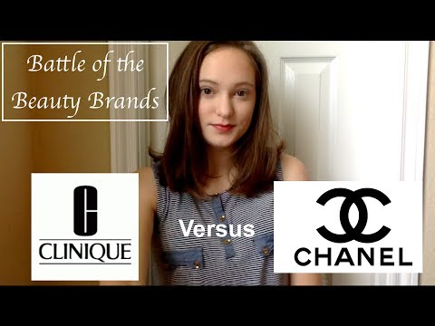 Battle of the Beauty Brands| Chanel vs Clinique
