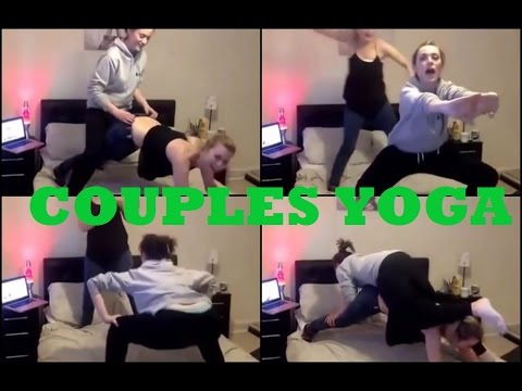 HOT COUPLES YOGA Rose & Rosie Subtitulado en ESPAÑOL