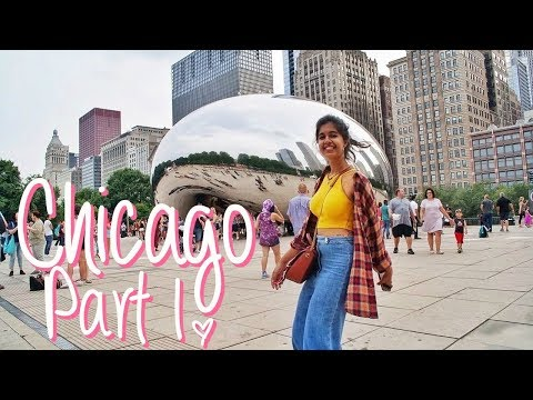 We Saw The Bean! Chicago Vlogs Part 1 | Sejal Kumar