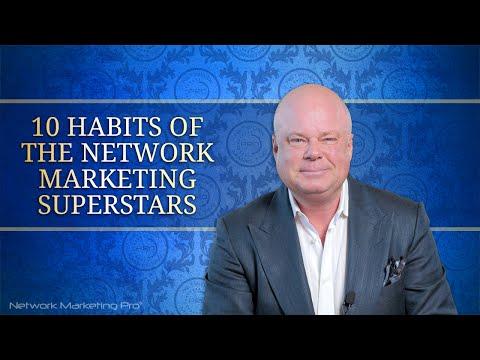 10 Habits of The Network Marketing Superstars