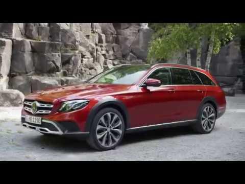 Mercedes-Benz E All-Terrain – video.