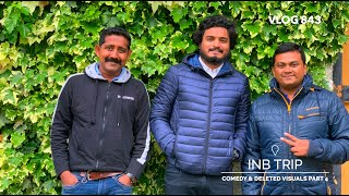 INB Trip Bhutan Memories, Comedy & Behind the Scenes, Part 4