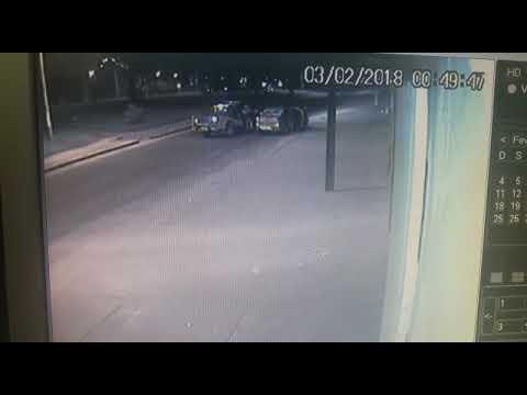 Sargento da Polícia Militar morre durante troca de tiros com bandidos. Vídeo