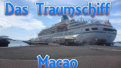 Das Traumschiff Macao - ZDF - Dreharbeiten zur Serie auf der Amadea 2015